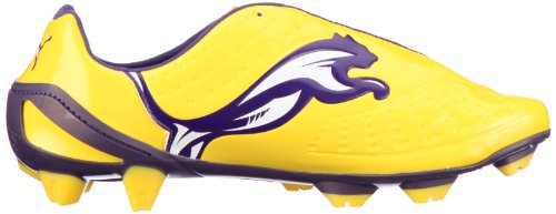 Puma v1.11 SL 102324 Herren Sportschuhe - Fußball Gelb (vibrant yellow-parachute purple 03)