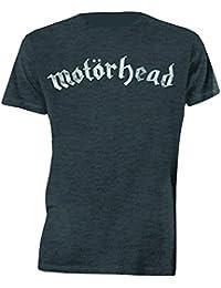 Motorhead Herren T-Shirt Distressed Logo
