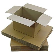 Triplast TPLBX5SINGL9X6X6 kleine Versandtasche, Karton, 229x 152x 152mm