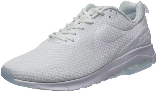 Nike Herren Air Max Motion Low Laufschuhe, Weiß White-Black_110, 47.5 EU