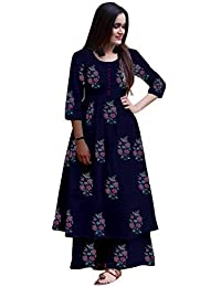 G for Girl Women's Cotton Salwar Suit