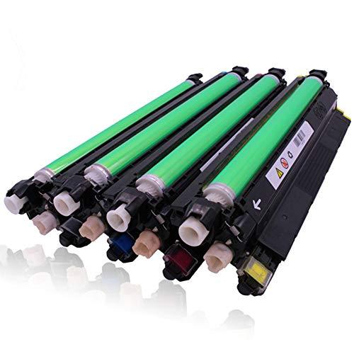 Toner a cartuccia Phaser 6600 compatibile con la cartuccia di toner X-e-rox 6600 per P6600 6605 6655 Toner a cartuccia per stampante, con chip, 60.000 pagine (nero / giallo, ciano, magenta)-4colors