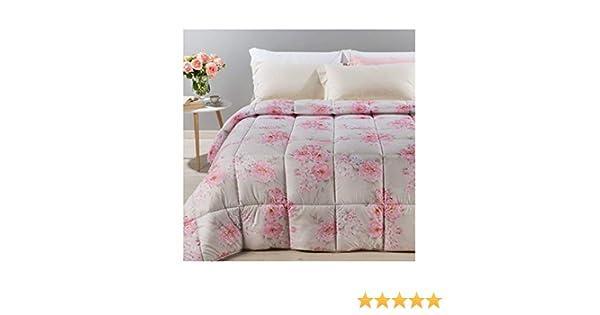 a50dd26b104d Caleffi trapunta PEONIE matrimoniale cm 260x265 NOVITA' peso invernale  colore rosa: Amazon.it: Casa e cucina