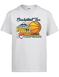 Camiseta NBA Denver Nuggets Baloncesto Basketball Fan I Love This Game