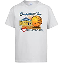 Camiseta NBA Denver Nuggets Baloncesto Basketball Fan I Love This Game
