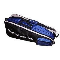 """Deluxe"" 3 Racquet Squash Bag (Great Value)"