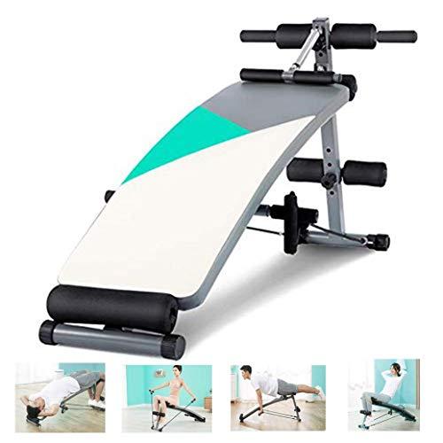 HSBAIS Ajustable Banco Pesas, Banco de Musculación Banco de Ejercicio Multifunción Banco de Fitness...