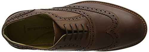 Steptronics Herren Bath Brogue Braun (tan)