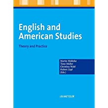 English and American Studies: Theory and Practice
