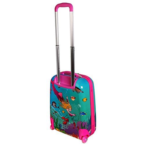 Karry Meerjungfrau Kinderkoffer - 4