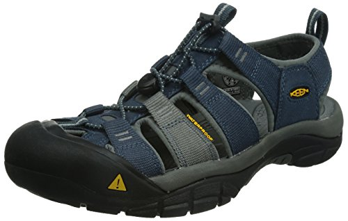 Keen NEWPORT H2 1001931, Sandales homme Gris (Midnight Navy/Neutral Gray)