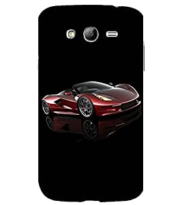 printtech Superfast Car Back Case Cover for Samsung Galaxy Grand Neo / Samsung Galaxy Grand Neo i9060