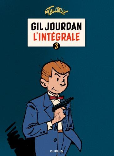 Gil Jourdan : L'Intgrale  3