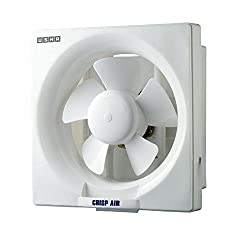 Usha Crisp Air 200mm Exhaust Fan(Pearl White) at Low Price in India
