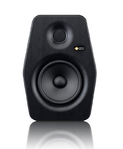 Monkey Banana Turbo 6 black (Stück) | Aktiv-Studio-Monitor | Turbo6 | NEU