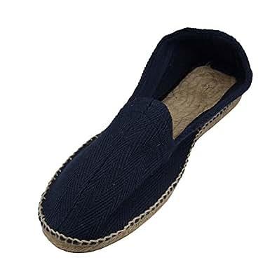 Alpargatus Alpargata Espiga, Uomo Blu Size: 38