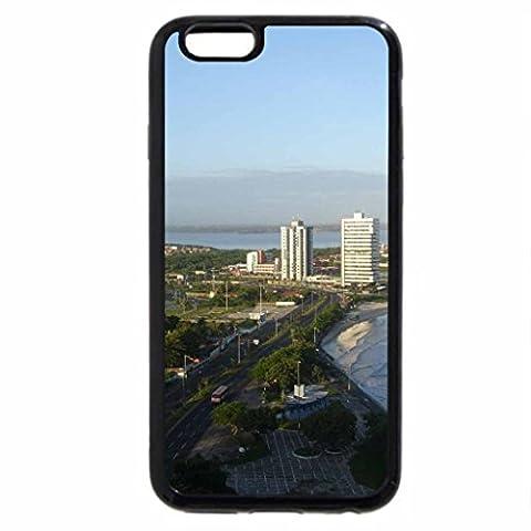 iPhone 6S / iPhone 6 Case (Black) Maranhao Brazil.
