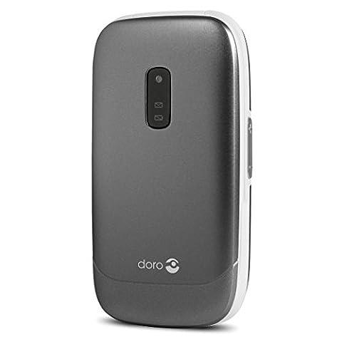 Doro Phoneeasy 6030 Téléphone Mobile Clapet Actif