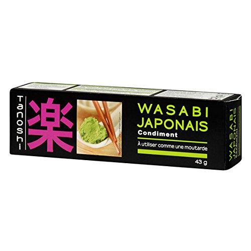Condiment wasabi - ( Prix Unitaire ) - Envoi Rapide Et Soignée