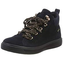 ECCO S7 Teen, Sneaker a Collo Alto Bambina, Blu (Night Sky 5303), 30 EU