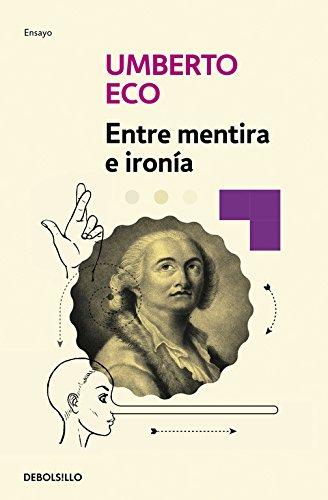 Entre mentira e ironía por Umberto Eco