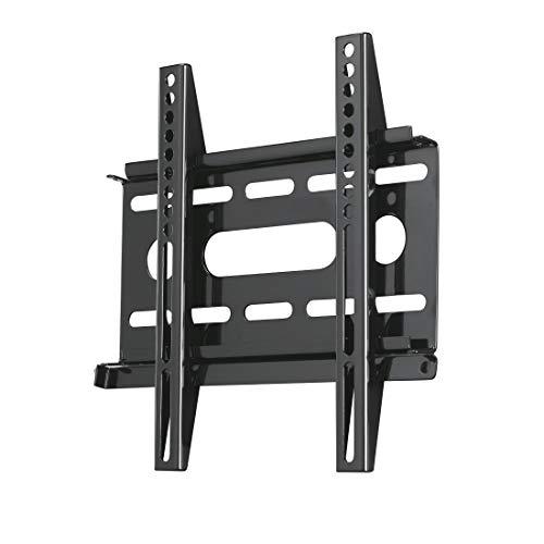 Hama TV-Wandhalterung Ultraslim (für 48 - 94 cm Diagonale (19 - 37 Zoll), für max. 25 kg, VESA bis 200 x 200) schwarz