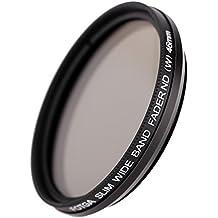 Fotga Einstellbare 46mm Fader ND Filter Neutrale Dichte ND2 zu ND400 Graufilter