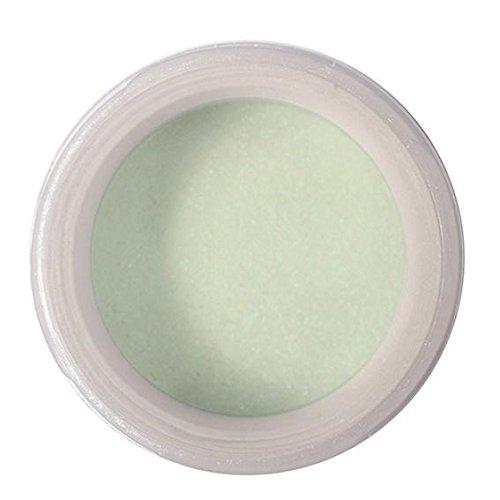 Culpitt METALLIC HINT OF GREEN Edible Cake Decorating Colour Splash Dust 5g -