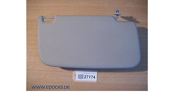RECHTS Seite Au/ßenspiegel GAP schwarz Geh/äuse OEM 51168165116