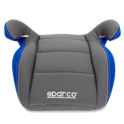 Sparco SPC3002GR3CM Booster Seat, Grey