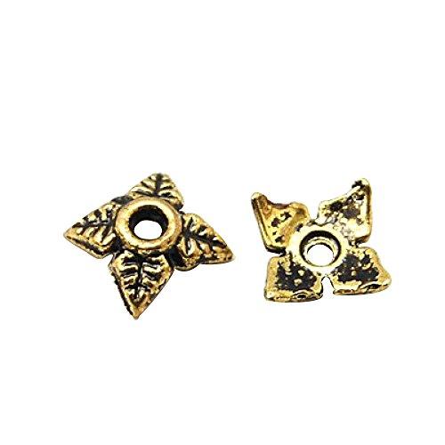 pandahall-tibet-silber-perlenkappen-bleifrei-und-cadmiumfrei-antike-goldene-ca-6-mm-lang-6-mm-breit-