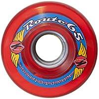 Kryptonics Rueda Roller Route 65-78A Rojo