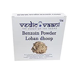 Benzoin Powder/ Loban dhoop - 250 gms