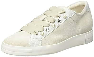 Tamaris Damen 23690 Sneaker, Beige (Alpaca Comb), 40 EU