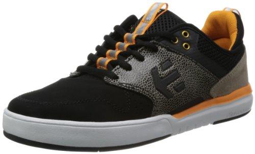 Etnies AVENTA Herren Sneaker Schwarz (BLACK/ORANGE 960)