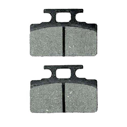 Preisvergleich Produktbild MetalGear Bremsbeläge vorne L für SYM Cinderella 50 1999 - 2000