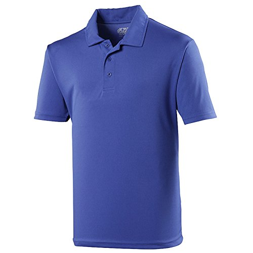 JC040 Cool Polo Poloshirt Royal Blue