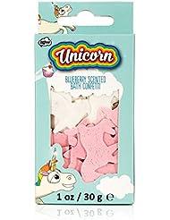 NPW Scented Bath Confetti Flakes - Pink Unicorn Bath Confetti
