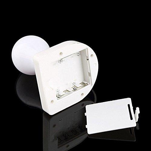 Etbotu Selbstklebende Batteriebetriebene Wand Abends Lampe Licht Schrank Schrank Birne Lampe Moderne Stick Up LED Licht