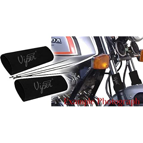 Honda VT1100Shadow Ace 1998–2002Neoprene forcella per moto Gaiters
