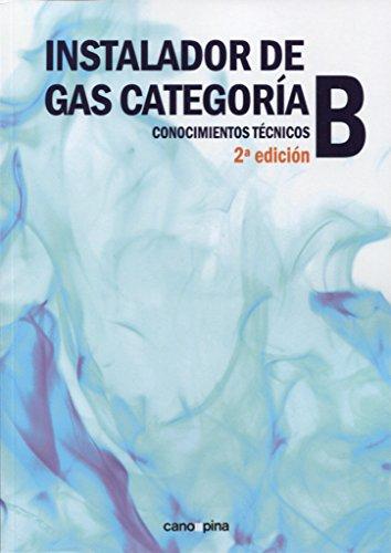 Instalador de gas categoría B: Conocimientos técnicos