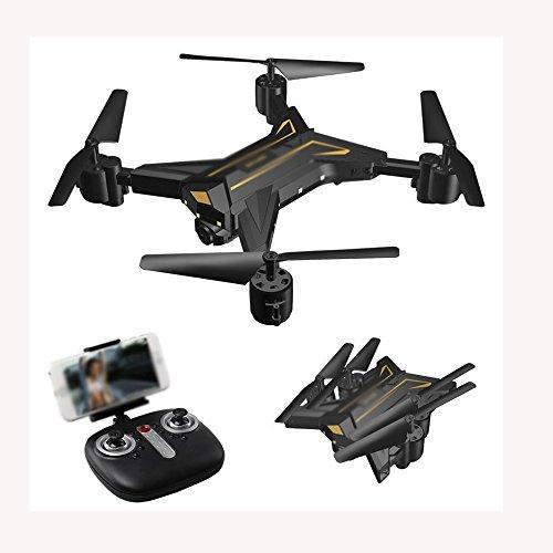 LZFASD Faltende Flugzeug-HD-Luftbild-Fotografie-Tragbares Drohne-Anwesenheits-System-Barometry-Sprachsteuerungs-App-Automatische Spracherkennung Bezeichnete Weg-Flug