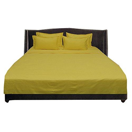 royallinens-scala-set-de-magnifique-lot-de-6feuille-rayures-taille-de-poche-33cm-coton-yellow-stripe