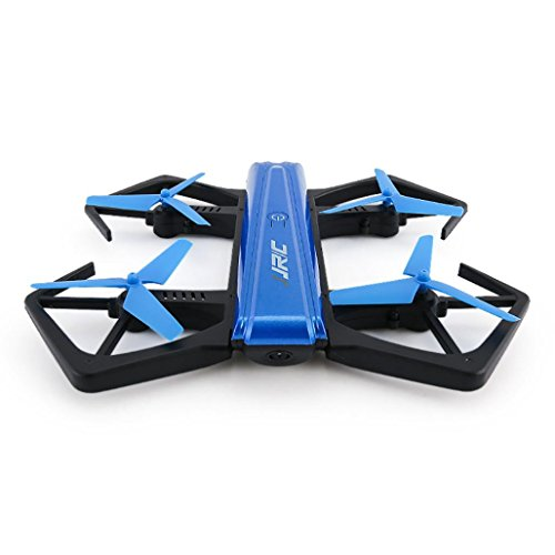 Preisvergleich Produktbild WYXlink JJRC H43WH Blue CREA 720p WiFi Camera faltbar mit Höhe Hold RC Quadcopter
