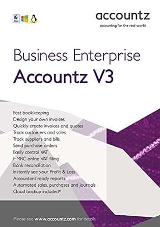 Business Accountz Enterprise V3 [Download]