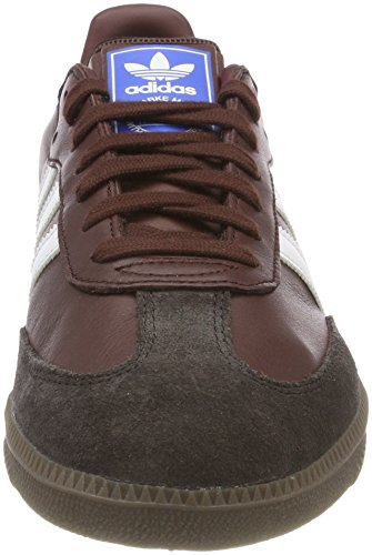 41nFktnF91L - adidas Unisex Adults Samba Low-Top Sneakers, 9 UK