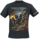 Disturbed Evolution - The Guy T-Shirt Black