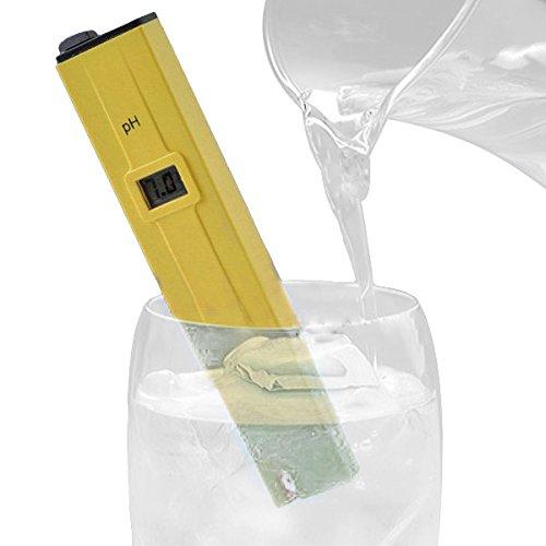 PANGUN Digital Ph-Tester Meter Tasche Pen Aquarium Pool Wasser Digital Tester