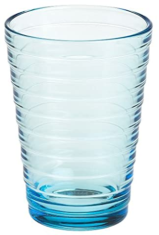 Iittala Aino Aalto 11-3/4-Ounce Light Blue Tumbler, Set of 2 by Iittala