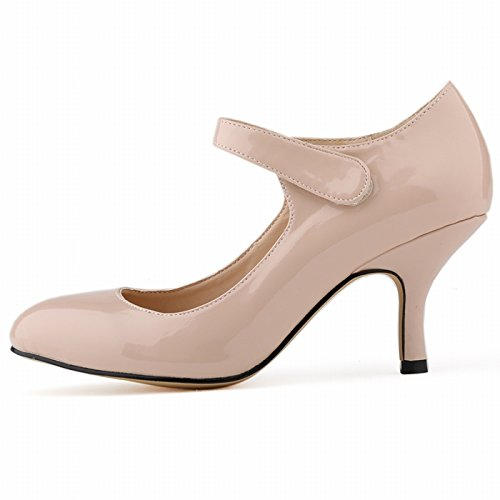 Lemontree Damen Party pumps Z68 Beige